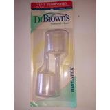 Tubos De Ventilación,repuesto Dr Browns Boca Ancha Y Delgada