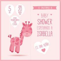 Invitaciones Tarjetas Baby Shower