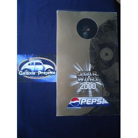 Star Wars Boneco C-3po Big Bottle Cap 2000 Pepsi Som