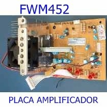 Philips Placa Amplificador System Fwm452 Nova Original
