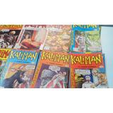 Vendo Revistas De Kaliman El Hombre Increible