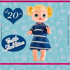 03f7fe96bc Baby Alive Barata Bonecas E Acessorios - Brinquedos e Hobbies em ...