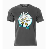Playeras O Camiseta Sonic Todos Los Personajes 100% Jinx!!!