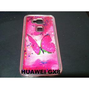 Funda Diseño Pecera Para Huawei Gx8