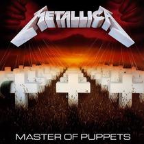 Cd Metallica - Master Of Puppets (1986) Lacrado