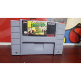 Zombies Ate My Neighbors Super Nintendo Original!