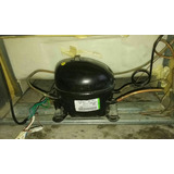 Motor Heladera 1/4 Hp Gas 134 Rcambio X Nuevo Zona Sur