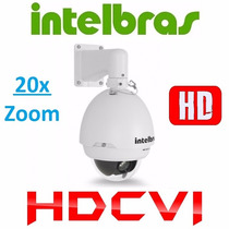 Speed Dome Hdcvi Intelbras Vhd 3020 Sd Full Hd 720p 20x Zoom