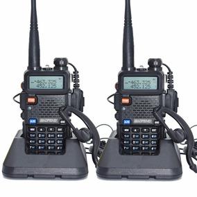 Radio Portatil Walkie Talkie Vhf/uhf Fm Baofeng 5w