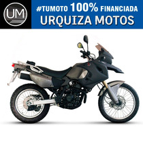 Gilera Smx 400 Rally Enduro Financiacion 0km Urquiza Motos