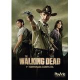 Box Dvd Walking Dead Temporadas 1,2,3 E 4 Original Lacrado