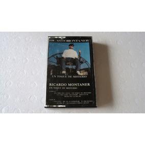 Ricardo Montaner Un Toque De Misterio Cassette 1989 Rodven