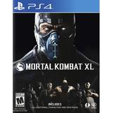 Mortal Kombat Xl - Ps4 - Fisico - Nuevo - Mk Xl - Nextgames