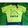 Camiseta Cruzeiro Umbro Arquero Utileria L #1 Fabio Brasil