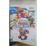 Nintendo Wii Disney - Club Penguin Game Day Original