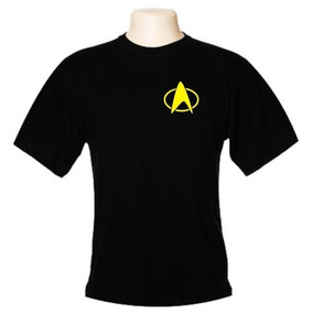Camiseta Star Trek - Jornada Nas Estrelas - Wimza - Sr1214