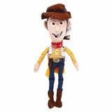 Mochila De Pelúcia Toy Story Woody Licenciado Disney