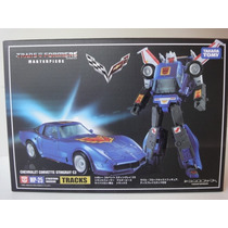 Transformers Masterpiece Mp25 Tracks Novo Pronta Entrega