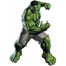 Display De Chão Hulk Totem Painel Cenário 90cm