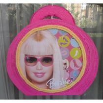 Piñatas De Maleta De Barbie Mini Spa En Foami