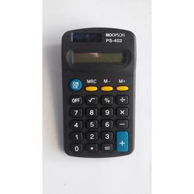 Calculadora Portátil De Bolso Simples