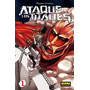 Manga Ataque A Los Titanes (shingeki No Kyojin) 17 Tomos
