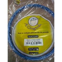 Borracha Panela Pressao Eterna(nigro) Silicone De 4 A 7 Lts