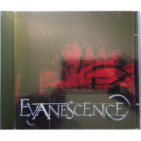 Cd Evanescence Origin (raríssimo, Original E Lacrado)