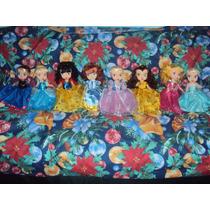 Princesas Disney Cenicienta Frozen Aurora Sofia Rapuncel Etc