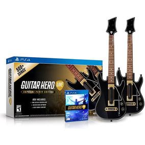 Videojuego Guitar Hero Live Supreme Party Ps4 Activision