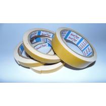 Fita Banana Adesiva Dupla Face De Espuma 19mm X 5,5m