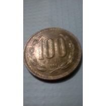 Moneda De 100 Pesos De 1998, Chile
