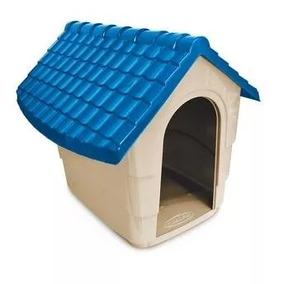Casa Casinha Plastica Nº 01 Azul