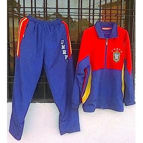 Uniforme Unefa Deportivo Chaqueta Y Mono Tricolor