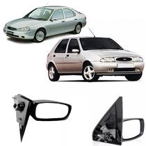 Retrovisor Fiesta 1996 À 2002 Mondeo 1993 94 95 2000 Manual