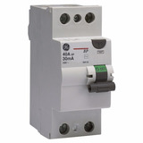 Interruptor Diferencial 25a, 30ma, 2 Polos, General Electric