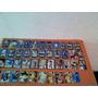 Lote X 43 Cartas Dragon Ball Z Mazos Sueltos Incompletos