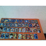 Lote X 43 Cartas Dragon Ball Z Mazos Sueltos Incompletos