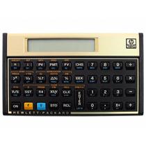 Calculadora Financeira Hp 12c Gold Original Lacrada Pt-br