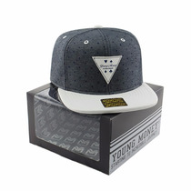 Bone Aba Reta Young Money Snapback Poker Series