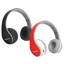 Audifono Bluetooth Manos Libres Nakazaki Negro Bth-024