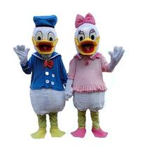 Botarga Pato Donald Y Daisy Duck