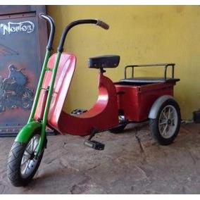 Hermoso Moto Tricilo Broadway Excelente Estado Miralo!!