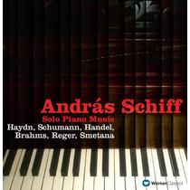 András Schiff - Música Para Piano - Colección 6 Cds