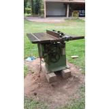 Máquina Para Marcenaria - Serra Circular Invicta