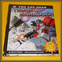 Dk You Can Draw Transformers Optimus Prime Megatron Dibujar