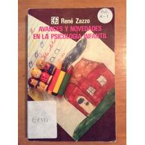 René Zazzo. Avances Y Novedades En La Psicología Infantil.