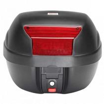 Bauleto Givi Monolock Compact 29l C/ Luz De Freio E29bn Rs1