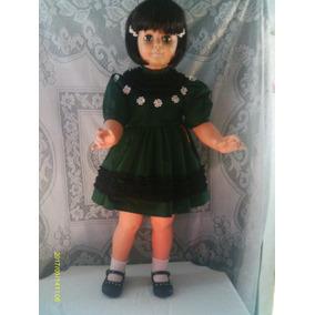 Amiguinha Somente O Vestido Verde Exclusividade R.l.dolls