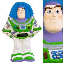 Piñata Artesanal Buzz Lightyear Toy Story Disney Con Dulces
